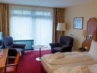 Standard Doppelzimmer zur Seeseite, Quelle: (c) Göbel·s Seehotel Diemelsee