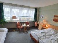 Standard Dreibettzimmer, Quelle: (c) Hotel Lugsteinhof