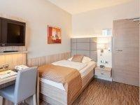 Standard Einzelzimmer, Quelle: (c) Brühl's Hotel Trapp