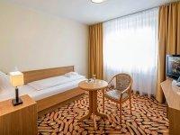 Standard Einzelzimmer, Quelle: (c) Das Hotel an der Stadthalle