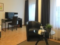 Standard Einzelzimmer, Quelle: (c) Residenz Hotel Am Festspielhaus