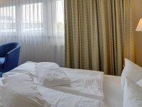 Standard Einzelzimmer, Quelle: (c) Michel Hotel Magdeburg