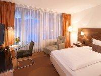Standard Einzelzimmer, Quelle: (c) Dorint Hotel Augsburg an Der Kongresshalle