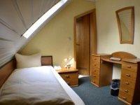 Standard Einzelzimmer im Gästehaus, Quelle: (c) Moselstern***Hotel Weinhaus Fuhrmann