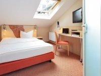 Standard-Grandlit-Zimmer, Quelle: (c) Hotel Petul