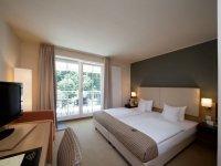 Standard Plus (Balkon) Doppelzimmer, Quelle: (c) Hotel Stempferhof
