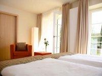 Doppelzimmer Standard Plus (Balkon), Quelle: (c) Ringhotel Stempferhof