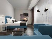 Standard Twin-Zimmer , Quelle: (c) Best Western Hotel Dortmund Airport