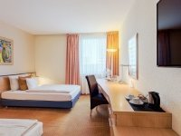 Standard Twin Zimmer, Quelle: (c) Best Western Macrander Hotel Frankfurt/Kaiserlei