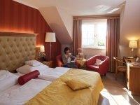 Standardzimmer, Quelle: (c) Ringhotel Zum Stein