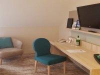 Standardzimmer mit zwei Einzelbetten, Quelle: (c) Best Western Hotel Erfurt-Apfelstädt