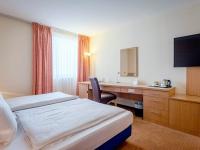 Standardzimmer zur Alleinnutzung, Quelle: (c) Best Western Macrander Hotel Frankfurt/Kaiserlei