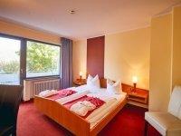 """""""Einfach gut"""" Zimmer zur Alleinnutzung, Quelle: (c) Landhotel Maarium"""
