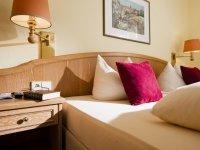 Standardzimmer zur Einzelnutzung, Quelle: (c) Sporthotel & Resort Grafenwald
