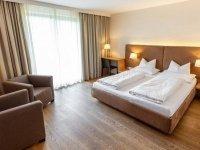 Suite, Quelle: (c) Thermenhotel Bleibergerhof