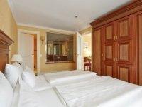 Suite, Quelle: (c) HOTEL VIER JAHRESZEITEN KÜHLUNGSBORN