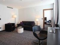 Suite, Quelle: (c) Schiller5 Hotel