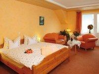 Suite 3-Raum, Quelle: (c) AKZENT Hotel Kaltenbach