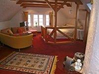 Suite, Quelle: (c) Ringhotel Goldener Knopf