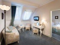 Suite, Quelle: (c) Palmenwald Hotel Schwarzwaldhof