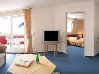 Suite, Quelle: (c) AKZENT Hotel Sonneneck