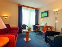 Suite, Quelle: (c) AKZENT Hotel Restaurant Albert