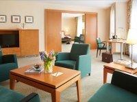 Suite, Quelle: (c) Best Western Premier Airporthotel Fontane Berlin