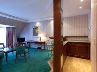 Suite, Quelle: (c) AMEDIA Hotel & Suites Leipzig