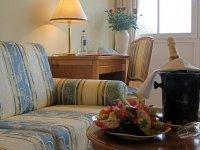 Suite A, Quelle: (c) Strandhotel Deichgraf