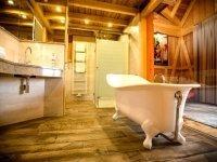 """Suite """"Chalet"""", Quelle: (c) Seehotel Niedernberg - Das Dorf am See"""