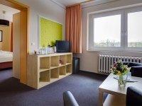 Suite im Nebengebäude, Quelle: (c) Hotel Schloss Nebra