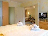 Suite Comfort, Quelle: (c) AMBER Hotel Bavaria