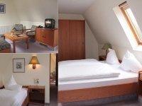 Suite mit Dusche & Badewanne, Quelle: (c) Natur Hotel Lindenhof