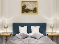 Suite mit Gartenblick (Zimmer 14), Quelle: (c) Schloss Manowce