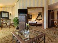 Suite mit Whirlpool, Quelle: (c) AKZENT Hotel Wirthshof