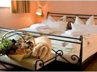 """Suite """"Mühle"""", Quelle: (c) Hammermühle Hotel & Gesundheitsresort"""