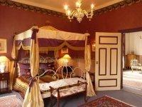 Suite Vita Violet, Quelle: (c) Schloss Frauenmark