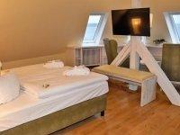 Suite zur Seeseite, Quelle: (c) Privathotels Dr. Lohbeck Seehotel Fährhaus