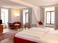 Suiten, Quelle: (c) Hotel Schloss Edesheim