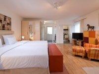 Superior Appartement , Quelle: (c) Hotelpark Stadtbrauerei Arnstadt