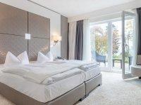 Superior Doppelzimmer, Quelle: (c) Hotel Bellevue Marburg