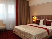 Superior-Doppelzimmer Rheinblick, Quelle: (c) Hotel Ebertor