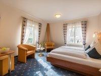Superior Doppelzimmer, Quelle: (c) Hotel Restaurant Schloss Döttingen