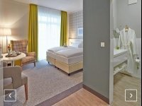 Superior Doppelzimmer, Quelle: (c) Dorint Resort Baltic Hills Usedom