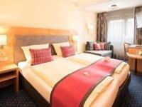 Superior Doppelzimmer, Quelle: (c)  AKZENT Hotel Krone