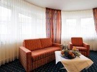 Superior-Doppelzimmer, Quelle: (c) Hotel - Restaurant Hubertus