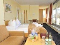 Superior- Doppelzimmer, Quelle: (c) Hotel Godewind