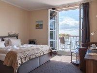 Superior-Doppelzimmer, Quelle: (c) AKZENT Strandhotels Seestern & Delphin