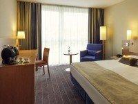 Superior-Doppelzimmer, Quelle: (c) Mercure Hotel Schweinfurt Maininsel