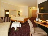 Superior-Doppelzimmer, Quelle: (c) AKZENT Hotel Forellenhof Rössle